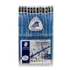 Pencil Art Set Staedtler Mars Lumograph 100 Graphite Drawing Sketch 12 Grades