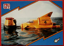 Thunderbirds PRO SET - Card #043 - Thunderbird 4 Mission £2 - Pro Set Inc 1992