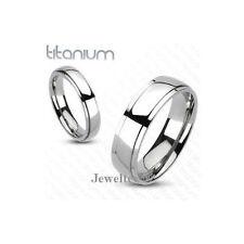 Men's Titanium Wedding & Anniversary Bands