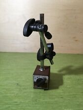 """Machinist Magnetic Stand / Base For Dial Test Indicator Gauge Adjustable 8"""" Tal"""