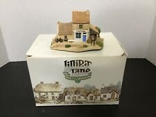 vintage Lilliput Lane with box, O'Lacey's Store