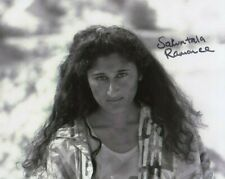 Doctor Who Autograph: SAKUNTALA RAMANEE (Survival) Signed Photo