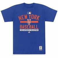New York Mets-MLB Authentic T-Shirt - Large