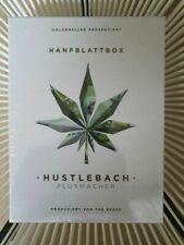Plusmacher - Hustlebach (limitierte Hanfblatt-Box) neu noch eingeschweißt rar