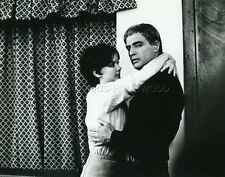 MARLON BRANDO PAMELA FRANKLIN THE NIGHT OF THE FOLLOWING DAY 1968 VINTAGE PHOTO
