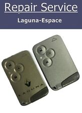 Key Fob Repair Service - Renault Laguna Espace 3 Button With Case