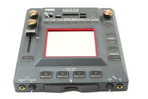 Korg Kaoss Pad KP3 Dynamischer Effekt Sampler [ Sehr Gebraucht IN Japan A1123