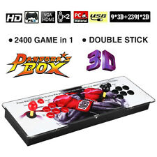 Pandora's Box 2400 in 1 Video Gaming Double Stick Retro Console LCD HD For TV PC
