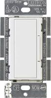 Lutron Maestro Companion Dimmer, Multi-location, MA-R-WH, White