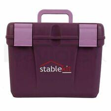 NEW STABLEKIT STABLE KIT TACK BOX TUB BAG GROOM GROOMING STORAGE SHOW HORSE PONY