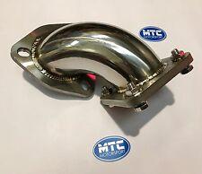 MTC Motorsport 1.8 T K03-K04 Turbo Tubo di scolo Adattatore MK4 GOLF LEON A3 Ku Klux Klan