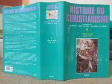 MAYEUR HISTOIRE DU CHRISTIANISME TOME 9 L'AGE DE RAISON 1620-1750