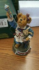 Ima Mom with Sweet Pea All in a Days Work Boyds Bears Figurine 2277903