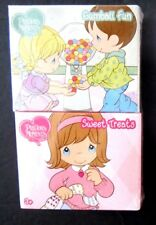 "Precious Moments (2) Adorable Fun Factory Sealed 24 Piece Puzzles 7"" x 5"" New!"