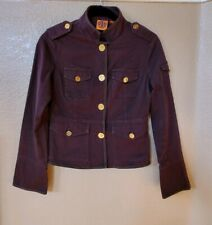 Tory Burch Sergeant Pepper Jacket Top size 4, A Tory Favorite