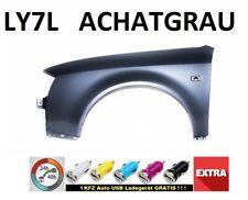 Audi A6 C5 Kotflügel LY7L ACHATGRAU NEU 97-01 Links neu lackiert garantie