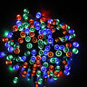 100/200 LED Solar String Fairy Lights Waterproof Outdoor Party Xmas Wedding AU