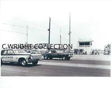 "1960s Drag Racing-Bill ""MAVERICK"" Golden's 1964 HEMI Dodge vs Bourgeois-Wade"