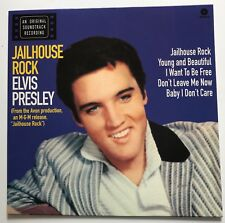 ELVIS PRESLEY-JAILHOUSE ROCK ON WAX TIME, MINT AND UNPLAYED