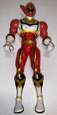 "2006 Bandai Power Rangers Mystic Force Red Ranger 6.5"" Special Figure"