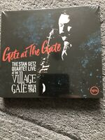 The Stan Getz Quartet - Getz At The Gate [CD] New Sealed 2cd Digipak Jazz