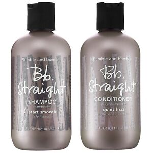 Bumble & bumble Bb. Straight Shampoo & Conditioner (8.5 oz. each) - Brand New