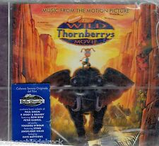 247-CD The Thornberry movie - music from the motion picture  - cd  nuovo