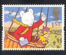 GB 1994 Saluti/Rupert ORSO/Libri/STORIE/Orsi/Palloncini/trasporto 1v (b6283d)