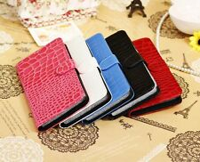 PU Leather Case Cover Stand Samsung galaxy Mega 6.3 inch  I9200 +Free protector
