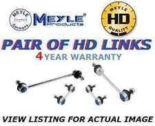 FOR FIAT 2x Heavy Duty Front Antiroll Bar Stabiliser Drop Link Links Meyle HD
