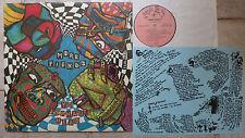 More Fiends – Yo Asphalt Head   Vinyl  LP  plus Beilagenblatt / insert sheet