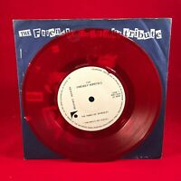 "The Friendly Hopeful's Tribute To The Punks Of 76 - 1981 UK 7"" RED Vinyl single"