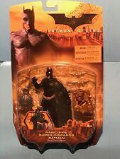 Mattel Batman Begins Rapid Fire Batman Action Figure! Nm!