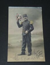 CPA 1913 CARTE POSTALE FRANCE MILITAIRE LIBERATION