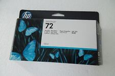 HP DesignJet 72 Photo Black Hi-Yield for T610 T790 T1100 Exp:12/2018 C9370A NEW