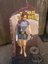 TOMB RAIDER Lara Croft _ WET SUIT figura,