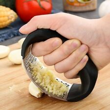 Creative Stainless Steel Garlic Press Household Manual Pound Garlic Kitchen Home