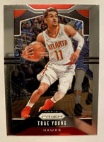 2019-20 Prizm Basketball Trae Young, 2nd Year Silver Base, Atlanta Hawks #31