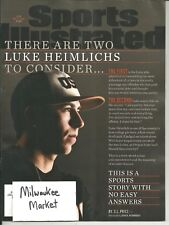 Sports Illustrated May 21 2018 Luke Heimlichs Oregon State Free Fast SnH L@@K !!