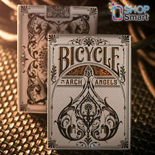 BICYCLE ARCHANGELS PLAYING CARDS MAGIC TRICKS DECK THEORY11 USA NEW