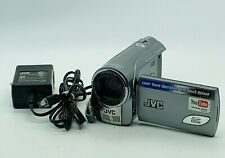 JVC Everio Memory Camcorder HD One Touch GZ-MS100U 35X Optical Zoom w/Charger