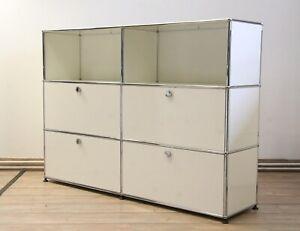 Aktenschrank, Sideboard, Regal USM Haller 150519-04