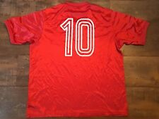 dddbe91065 Chile Adidas Originals No 10 Football Shirt Large Camiseta Camisa Maglia  Trikot