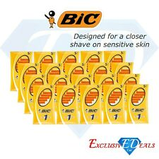 BIC 1 High Quality Head Beard Sensitive Shavers Disposable Razors - 5,15,50,100