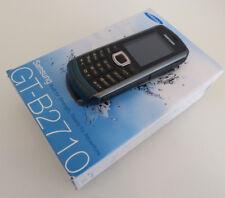 Samsung Xcover gt-b2710 gnóstica azul (sin bloqueo SIM) a las obras celular