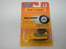 Matchbox Bulldozer Yellow / Black MB64 (1)