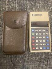 More details for commodore scientific sr8120d led pocket calculator vintage