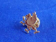 ROYAL WELCH FUSILIERS RAMPANT DRAGON LAPEL PIN