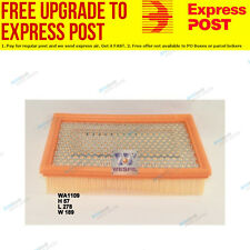 Wesfil Air Filter WA1109 fits Ssangyong Musso Sports 2.9 D 4x4