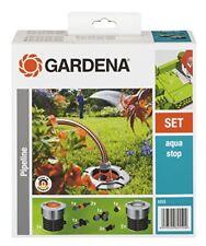 Gardena Système de gicleurs Set Départ pour Tuyauterie Jardin 8255